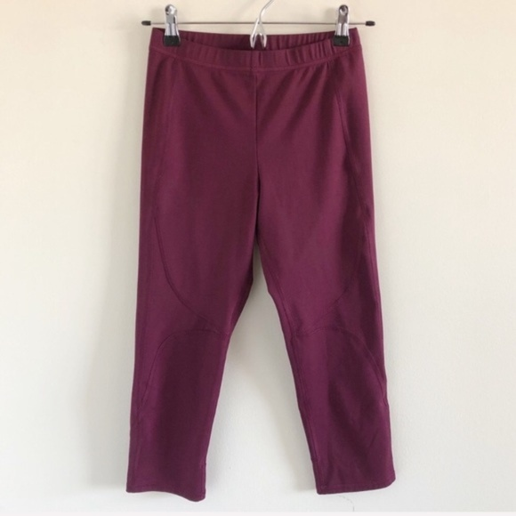Theory Pants - Theory Pyrite Crop Leggings Size Small